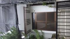 渡辺邸外部塗装完工後 (3)