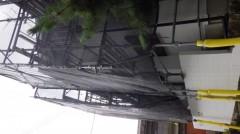 渡辺邸外部塗装完工後 (1)